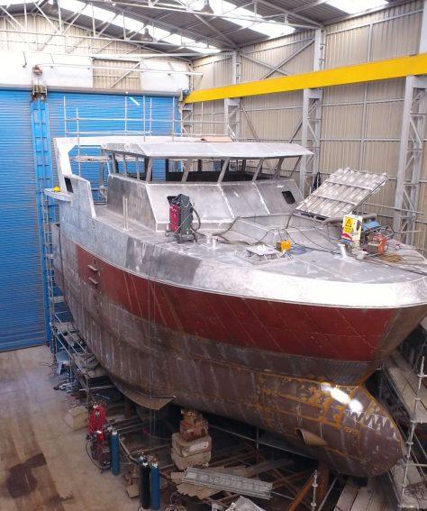 Nova FVT160 – Fishing Trawler